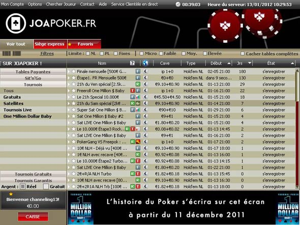 Télécharger/Installer JoaOnline.fr Lobby-joa-poker