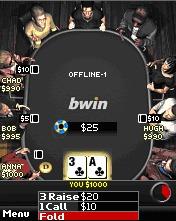 logiciel bwin poker sur mobile